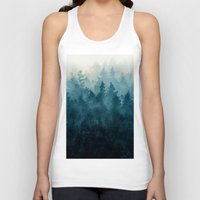 jack white Tank Tops featuring The Heart Of My Heart // So Far From Home Edit by Tordis Kayma