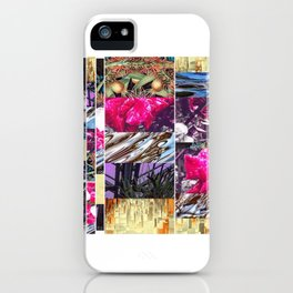 Pink Pain iPhone Case