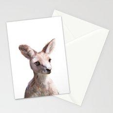 Little Kangaroo Stationery Cards