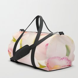 Orchid Flower Bouquet On A Light Background #decor #society6 #homedecor Duffle Bag