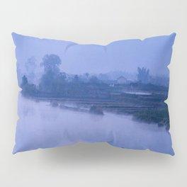 LI RIVER AT DAWN-GUILIN CHINA Pillow Sham