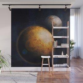In deep space Wall Mural