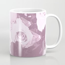 Rose bouquet - beautiful roses from rose garden - vintage style Coffee Mug