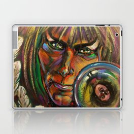 Lonely One Laptop & iPad Skin