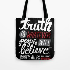 Fox News and Truth Tote Bag