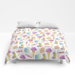 Birthday Girl Pattern Comforters