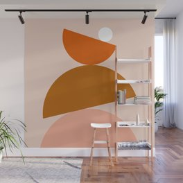 Abstraction_Color_Summer_Playful Wall Mural