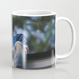 J Cole HipHop Poster, Rap, Cole, Forest Hills Drive Coffee Mug
