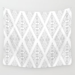Primitive Diamonds Wall Tapestry