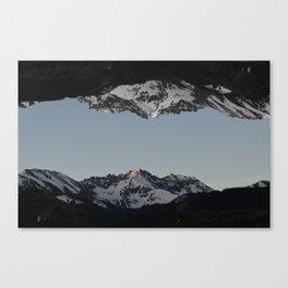 Palmyra Rising Canvas Print