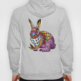 Steampunk Bunny Rabbit Hoody