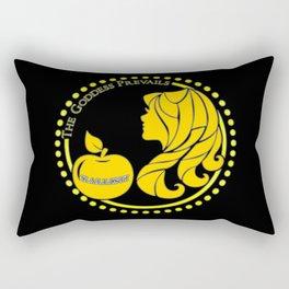 Discordian Tee - Eris Rectangular Pillow