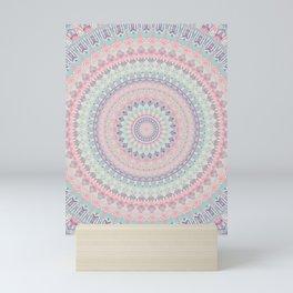 Mandala 602 Mini Art Print