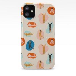 Hey, girls! iPhone Case