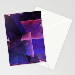 mingle with the stars Stationery Cards