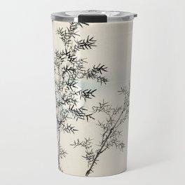 Bamboo by Kōno Bairei Travel Mug