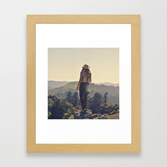 66/365 Framed Art Print
