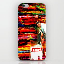 Swagger . iPhone Skin