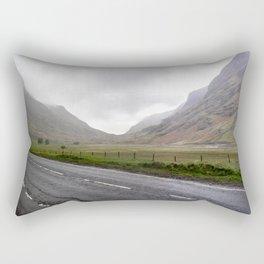 Scotland Glen Coe Rectangular Pillow