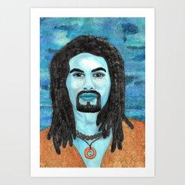 Prince Neptune Art Print