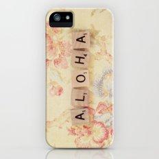 Aloha iPhone (5, 5s) Slim Case