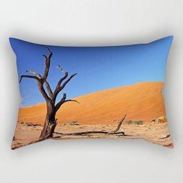 Dead Vlei Namibia VIII Rectangular Pillow