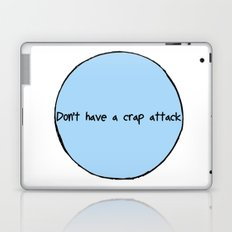 Crap Attack Laptop & iPad Skin