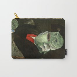 Creature from the Italian Renaissance: Giuliano De Medici meets Black Lagoon Carry-All Pouch