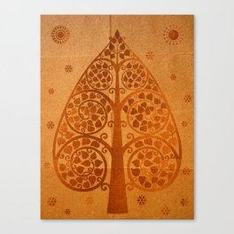 Bodhi Tree0504 Canvas Print