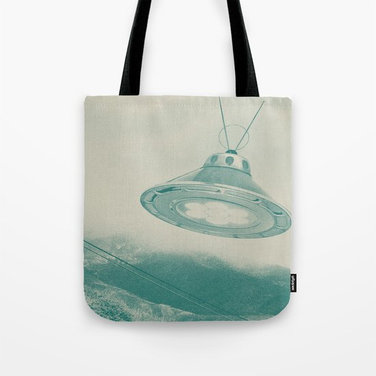 UFO II Tote Bag