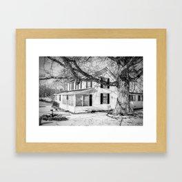 Grandmas House Framed Art Print