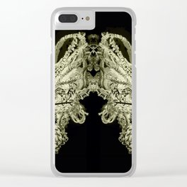 No Surrender Clear iPhone Case