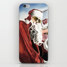 Toys from Santa iPhone & iPod Skin