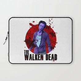 The Walken Dead – The Walking Dead Parody – Christopher Walken Zombie Laptop Sleeve