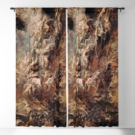 Peter Paul Rubens's The Fall of the Damned Blackout Curtain