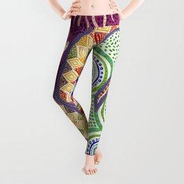 Rainbow Serpent Leggings