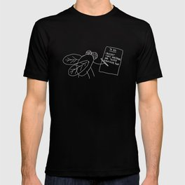 Dinosaur Poop (white) T-shirt