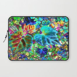 Inverted/ Solarized Abstract 1 Laptop Sleeve