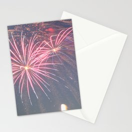 Night of Fire I Stationery Cards