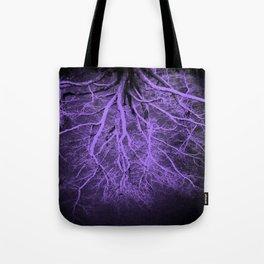 Passage to Hades Purple Tote Bag