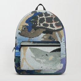 Street art, Napoli 1 Backpack