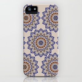Mandala Of Life iPhone Case