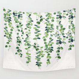 Eucalyptus Garland  Wall Tapestry