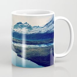 breathe. Coffee Mug