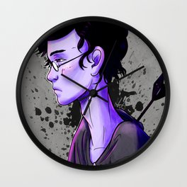Those Who Are Dead Wall Clock