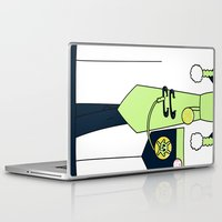 dmmd Laptop & iPad Skins featuring Noiz Outfit DMMD by Bunny Frost
