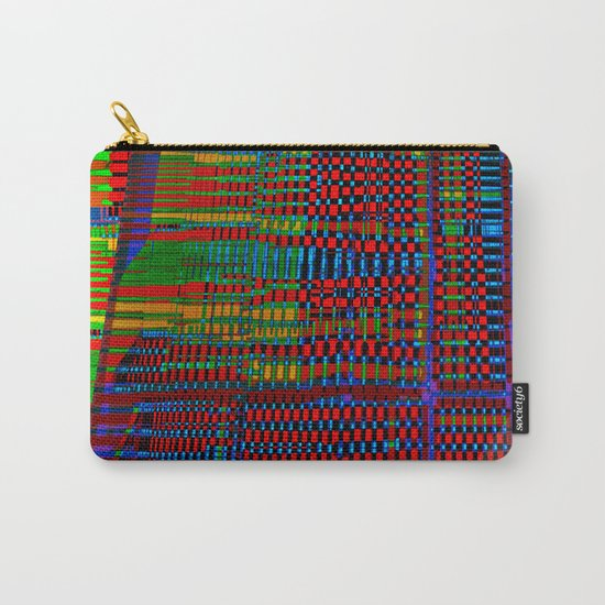 Spatial Segmentation 17-07-16 Carry-All Pouch