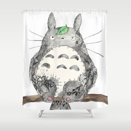 Toto Ro Shower Curtain