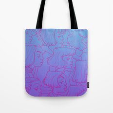 Walk Together Tote Bag