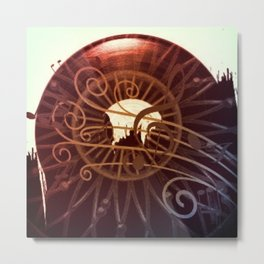 Spinning a Dream Metal Print